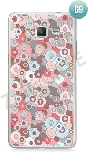 Etui Zolti Ultra Slim Case - Galaxy Grand Prime - Girls Stuff - Wzór G9