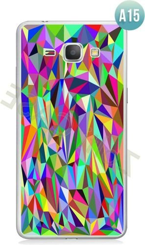 Etui Zolti Ultra Slim Case - Galaxy J1 - Abstract - Wzór A15