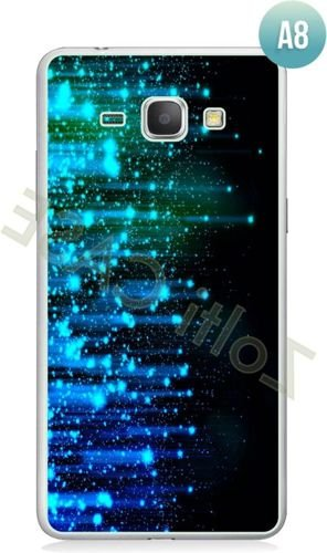 Etui Zolti Ultra Slim Case - Galaxy J1 - Abstract - Wzór A8