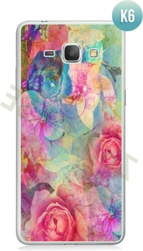 Etui Zolti Ultra Slim Case - Galaxy J1 - Colorfull - Wzór K6