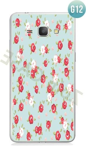 Etui Zolti Ultra Slim Case - Galaxy J1 - Girls Stuff - Wzór G12