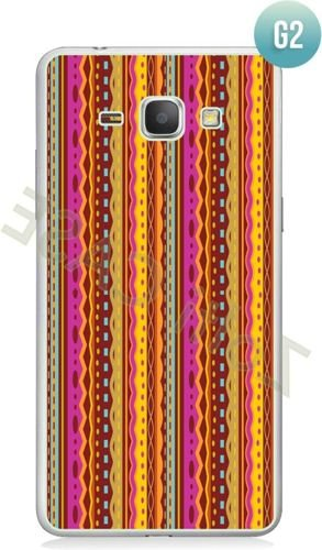 Etui Zolti Ultra Slim Case - Galaxy J1 - Girls Stuff - Wzór G2