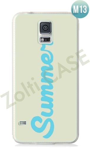 Etui Zolti Ultra Slim Case - Galaxy S5 - Cool Stuff - Wzór M13