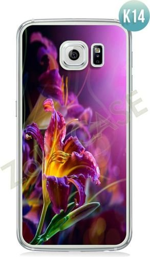 Etui Zolti Ultra Slim Case - Galaxy S6 - Colorfull - Wzór K14