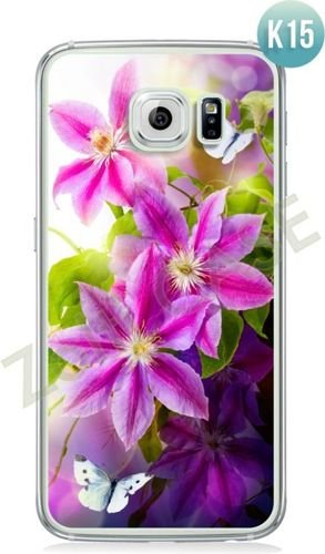 Etui Zolti Ultra Slim Case - Galaxy S6 - Colorfull - Wzór K15