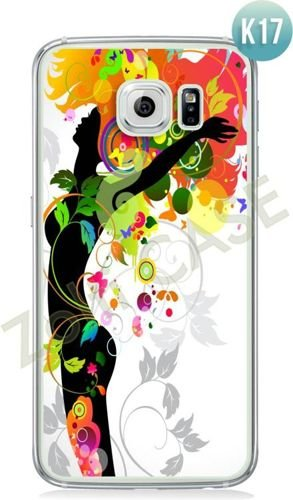 Etui Zolti Ultra Slim Case - Galaxy S6 - Colorfull - Wzór K17