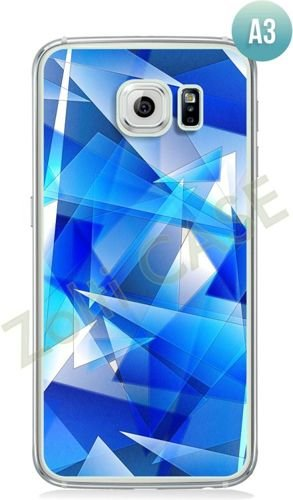 Etui Zolti Ultra Slim Case - Galaxy S6 Edge - Abstract -Wzór  A3