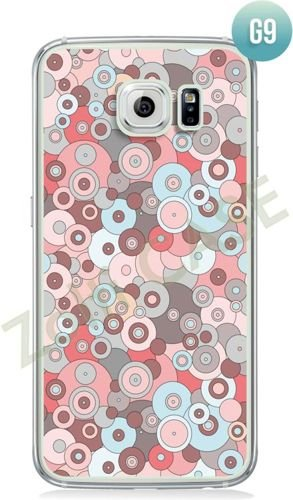 Etui Zolti Ultra Slim Case - Galaxy S6 Edge - Girls Stuff - Wzór G9