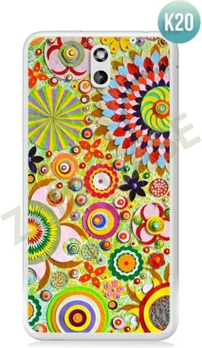 Etui Zolti Ultra Slim Case - HTC Desire 610 - Colorfull - Wzór K20
