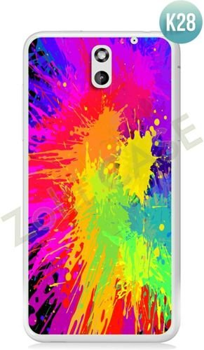 Etui Zolti Ultra Slim Case - HTC Desire 610 - Colorfull - Wzór K28