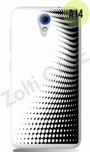 Etui Zolti Ultra Slim Case - HTC Desire 620 - Abstract - Wzór A14