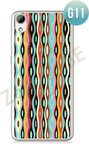 Etui Zolti Ultra Slim Case - HTC Desire 626 - Girls Stuff - Wzór G11