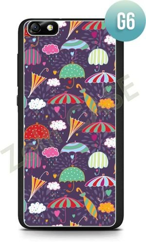 Etui Zolti Ultra Slim Case - Huawei 4X - Girls Stuff - Wzór G6