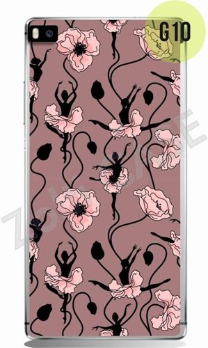 Etui Zolti Ultra Slim Case - Huawei P8 - Girls Stuff - Wzór G10