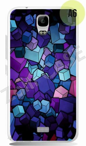 Etui Zolti Ultra Slim Case - Huawei Y5 - Abstract - Wzór A6
