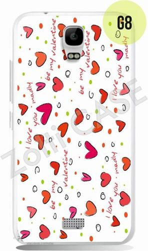 Etui Zolti Ultra Slim Case - Huawei Y5 - Girls Stuff - Wzór G8