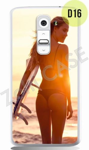 Etui Zolti Ultra Slim Case - LG G2 Mini - Erotic - Wzór D16
