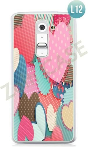 Etui Zolti Ultra Slim Case - LG G2 mini - Romantic - Wzór L12