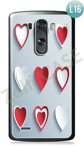 Etui Zolti Ultra Slim Case - LG G3 - Romantic - Wzór L16