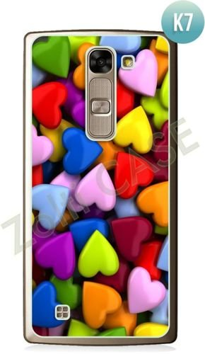 Etui Zolti Ultra Slim Case - LG G4C - Colorfull - Wzór K7