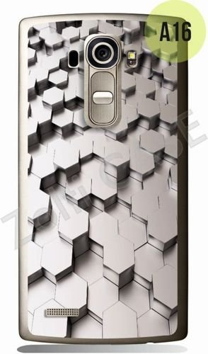 Etui Zolti Ultra Slim Case - LG G4S - Abstract - Wzór A16