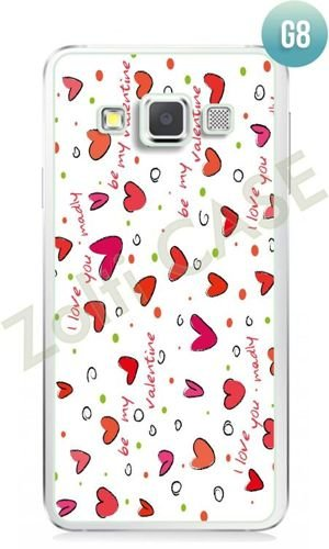 Etui Zolti Ultra Slim Case - Samsung Galaxy A3 - Girls Stuff - Wzór G8
