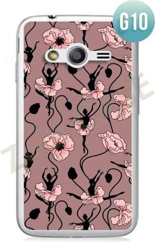 Etui Zolti Ultra Slim Case - Samsung Galaxy Ace 4 - Girls Stuff - Wzór G10