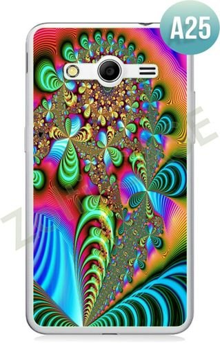 Etui Zolti Ultra Slim Case - Samsung Galaxy Core 2 - Abstract - Wzór A25