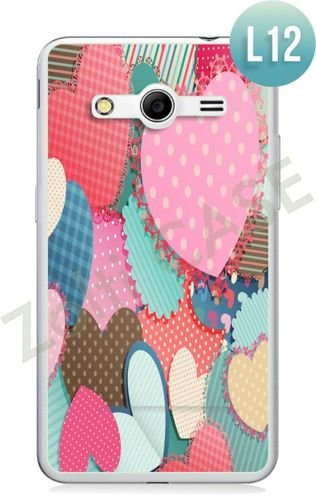 Etui Zolti Ultra Slim Case - Samsung Galaxy Core 2 - Romantic - Wzór L12