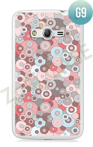 Etui Zolti Ultra Slim Case - Samsung Galaxy Core LTE - Girls Stuff - Wzór G9