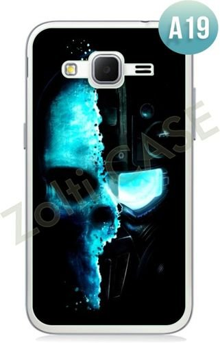 Etui Zolti Ultra Slim Case - Samsung Galaxy Core Prime - Abstract - Wzór A19