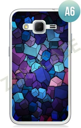 Etui Zolti Ultra Slim Case - Samsung Galaxy Core Prime - Abstract - Wzór A6