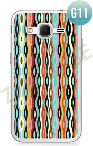 Etui Zolti Ultra Slim Case - Samsung Galaxy Core Prime - Girls Stuff - Wzór G11