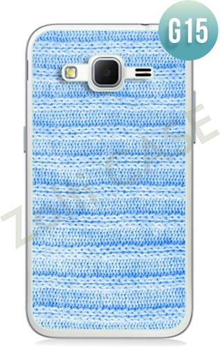 Etui Zolti Ultra Slim Case - Samsung Galaxy Core Prime - Girls Stuff - Wzór G15