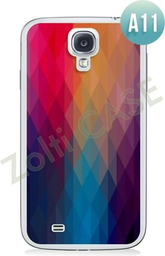 Etui Zolti Ultra Slim Case - Samsung Galaxy S4 - Abstract - Wzór A11