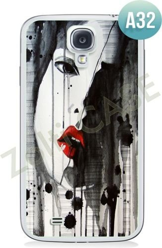Etui Zolti Ultra Slim Case - Samsung Galaxy S4 - Abstract - Wzór A32