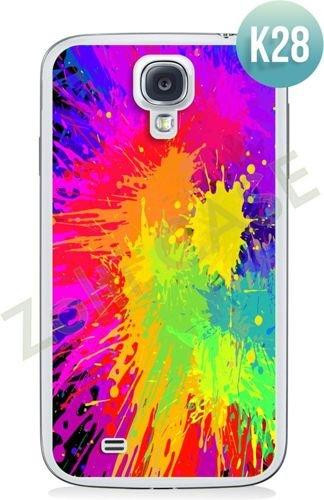Etui Zolti Ultra Slim Case - Samsung Galaxy S4 - Colorfull - Wzór K28