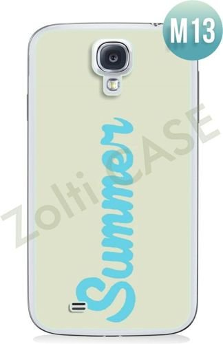 Etui Zolti Ultra Slim Case - Samsung Galaxy S4 - Cool Stuff - Wzór M13