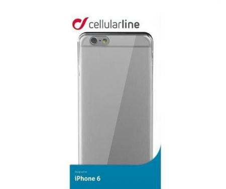 Etui obudowa Cellular Line COLOR SLIM do iPhone 6/6S, białe