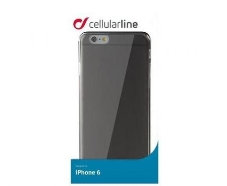 Etui obudowa Cellular Line COLOR SLIM do iPhone 6/6S, czarne