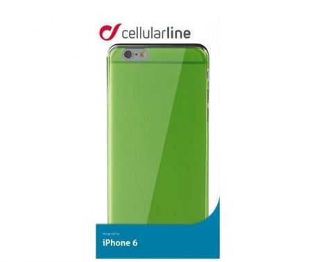 Etui obudowa Cellular Line COLOR SLIM do iPhone 6/6S, zielone