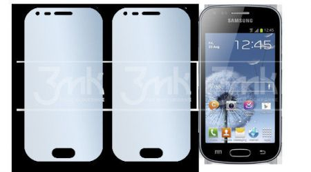 Folia Classic do Samsung Galaxy Trend Plus (2szt)