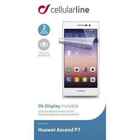Folia ochronna Cellular Line OK Dipslay do Huawei Ascend P7