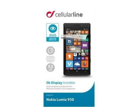 Folia ochronna Cellular Line OK Display do Nokia Lumia 930