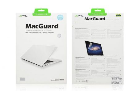 Folia ochronna JCPAL Mac Guard 3w1 MacBook Pro 13 Retina