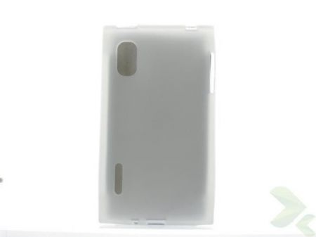 Geffy - Etui LG Optimus L5 E610 TPU mat clear