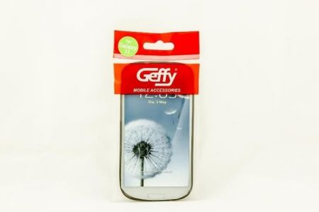 Geffy - Etui Samsung Galaxy S3 ultra-thin mat black
