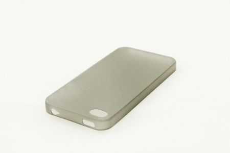 Geffy - Etui iPhone 4/4S ultra-thin mat black