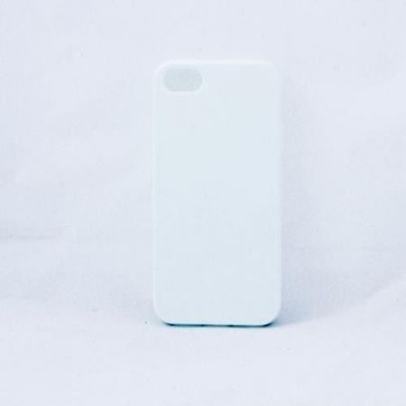 Geffy - Etui iPhone 5/5S TPU solid color white