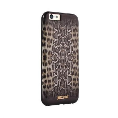 JUST CAVALLI Python Leopard Cover - Etui iPhone 6 4.7""